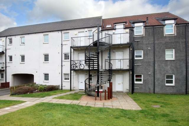 2 Bedrooms Flat for sale in Birrell Close, Kirkcaldy, Fife, KY1 2NT