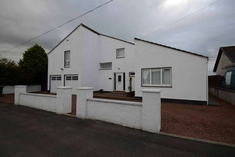 5 Bedrooms Detached House for sale in Auchentiber, Kilwinning, Ayrshire, KA13