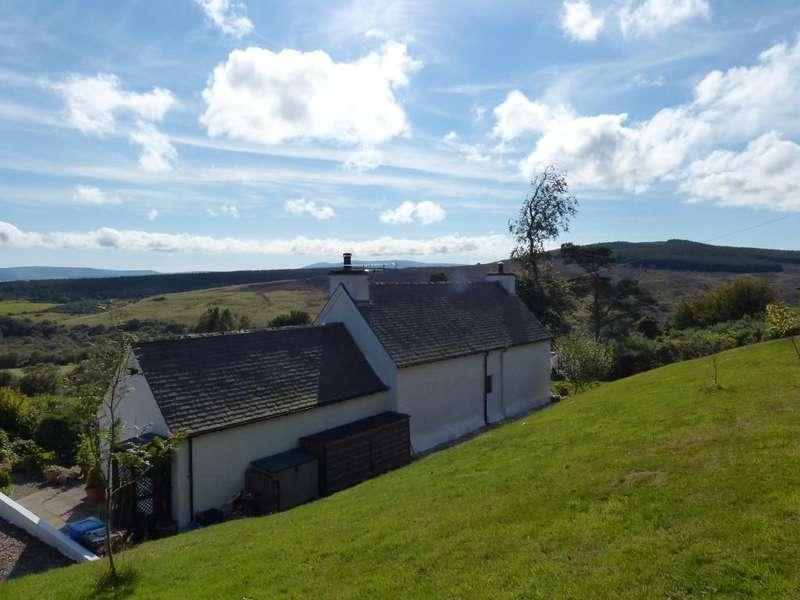 2 Bedrooms Detached House for sale in Craggan Rearquhar, Dornoch, IV25