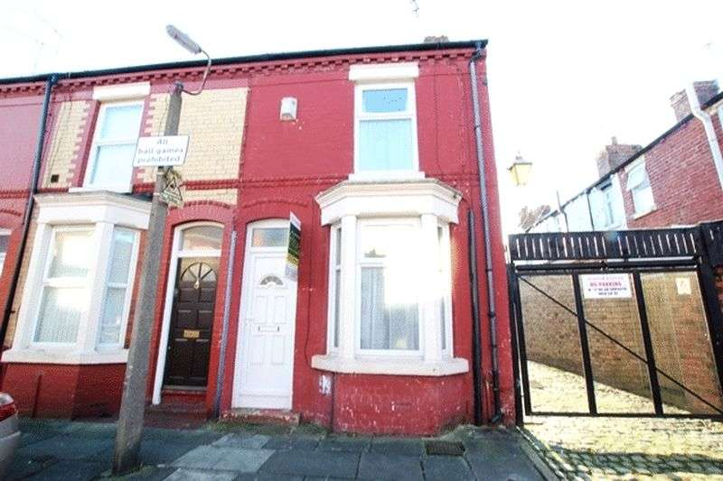 2 Bedrooms Terraced House for sale in Victor Street, Wavertree, Liverpool, L15