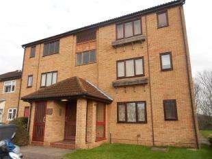 1 Bedroom Flat for sale in Alburgh Close, Bedford, Bedfordshire