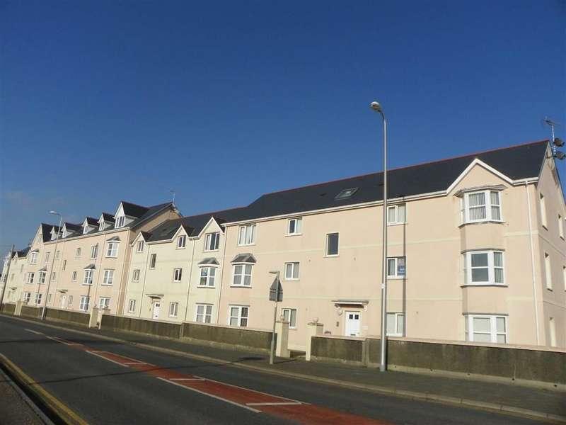 2 Bedrooms Flat for sale in Borough View Apartments, London Road, Pembroke Dock