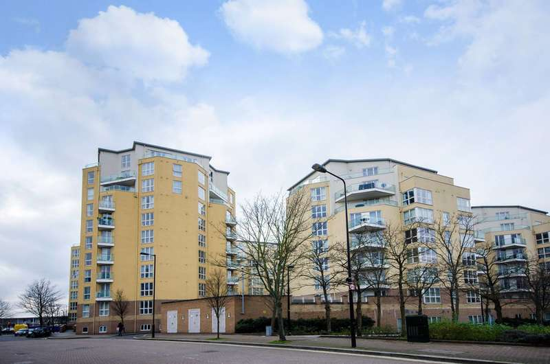 2 Bedrooms Flat for sale in Heligan House, Canada Water, SE16