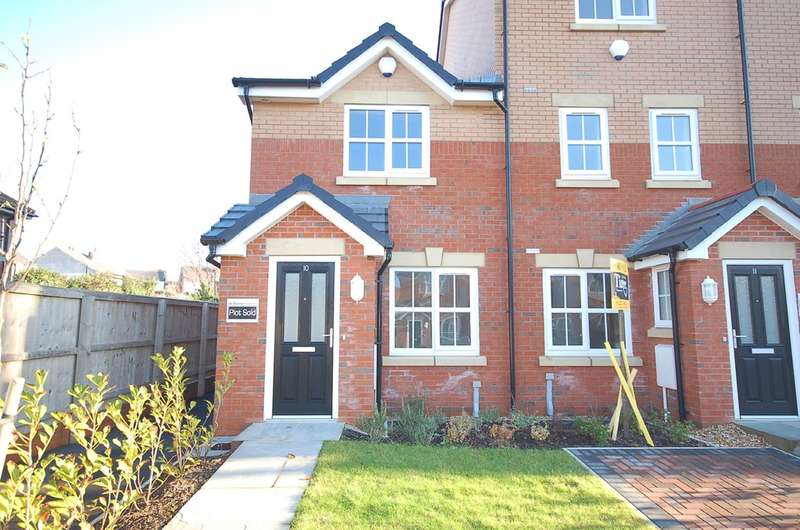 2 Bedrooms Town House for sale in Appletree Gardens, Blackpool