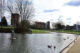 2 Bedrooms Flat for sale in Queensway, Stevenage, Hertfordshire