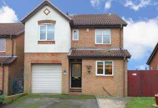 4 Bedrooms Detached House for sale in Heritage Drive, Clowne, Chesterfield, Derbyshire