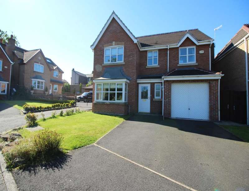 4 Bedrooms Detached House for sale in Royds Close, Tottington, Bury, BL8