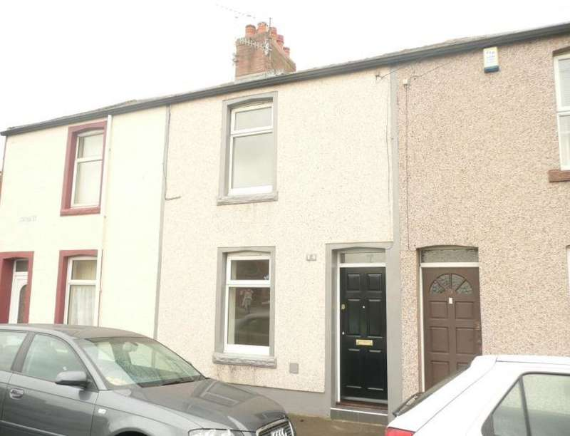 2 Bedrooms Property for sale in Cross Street, Workington, CA14