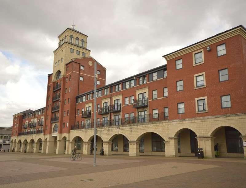 1 Bedroom Flat for sale in Market Square, Wolverhampton, WV3