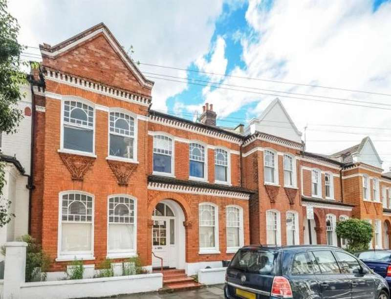 2 Bedrooms Flat for sale in Dafforne Road, London, SW17