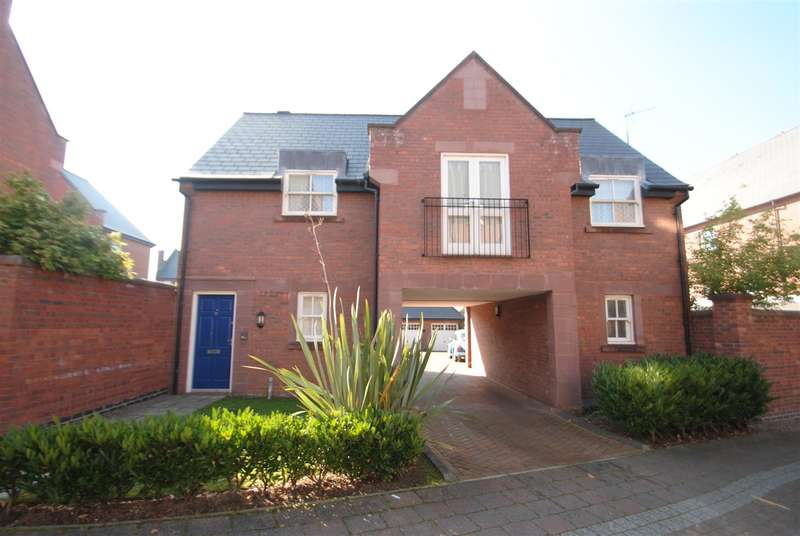 2 Bedrooms Property for sale in Bretland Drive, Grappenhall Heys, WARRINGTON, WA4