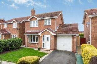 3 Bedrooms Detached House for sale in Llys Yr Eos, Abergele, Conwy, North Wales, LL22