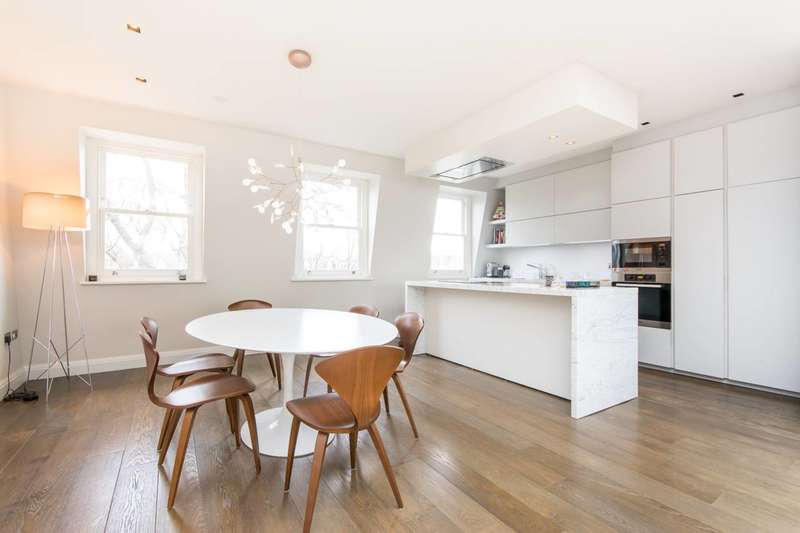 4 Bedrooms Maisonette Flat for sale in Sinclair Road, Brook Green, W14