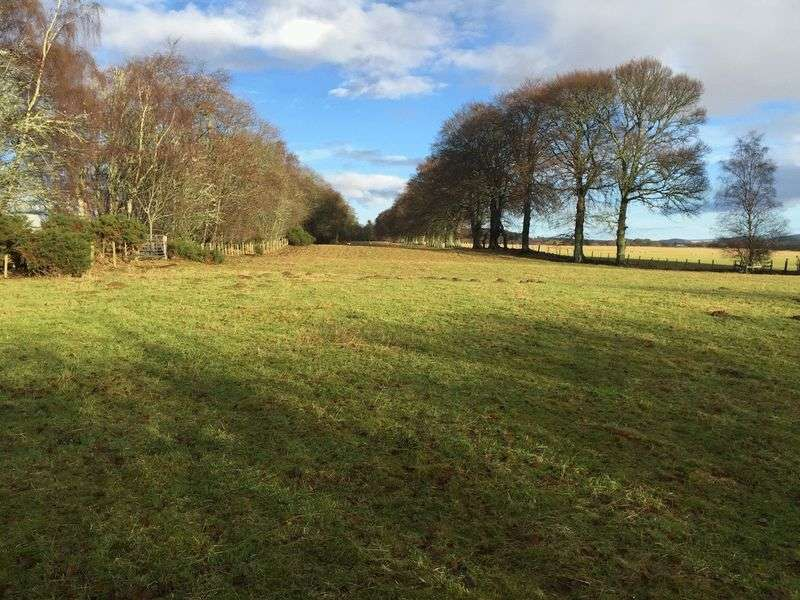 Property for sale in Plot For Sale Fantastic views Great location over 6 Acres , Muir Of Ord