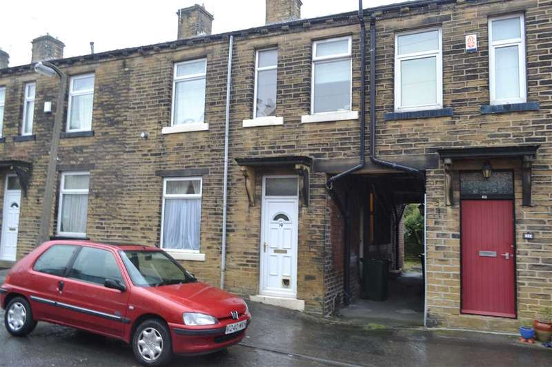 1 Bedroom Terraced House for sale in Esmond Street, Great Horton, Bradford