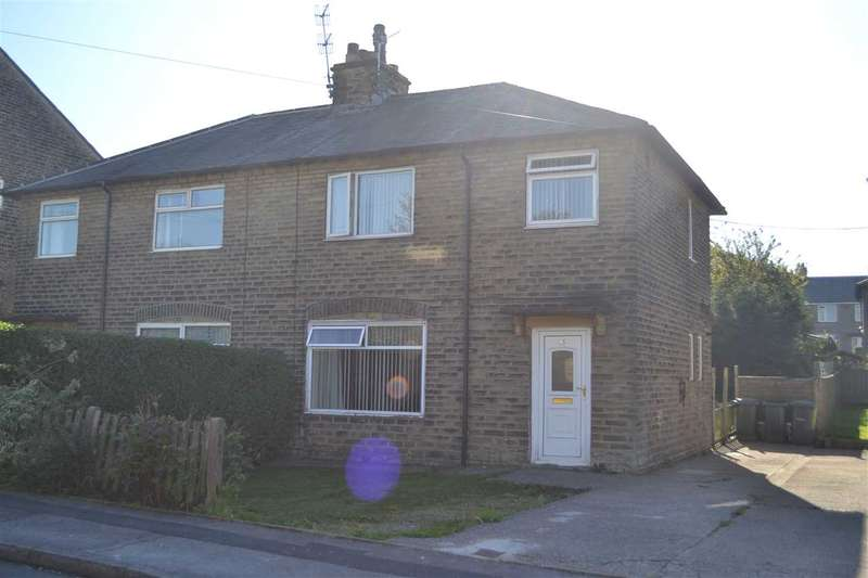 3 Bedrooms Semi Detached House for sale in Druids Street, Clayton, Bradford