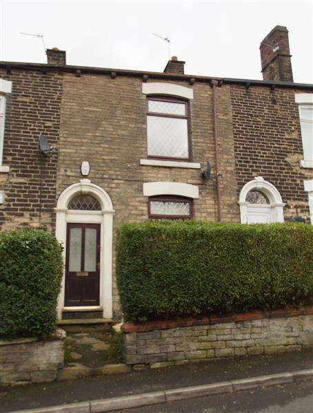 2 Bedrooms Terraced House for sale in Station Street, Springhead