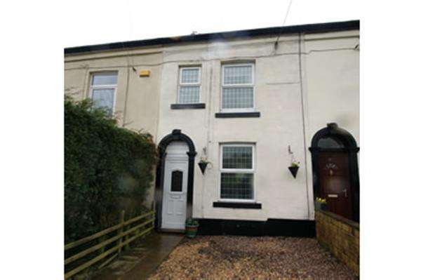 3 Bedrooms Terraced House for sale in Roebuck Low, Roebuck Lane, Strinesdale