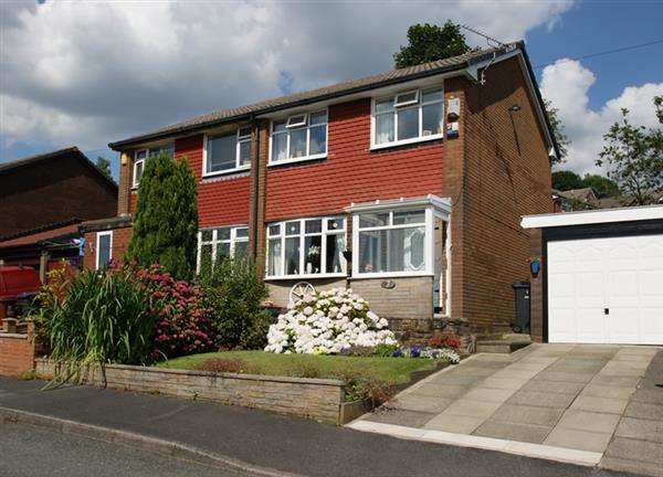 3 Bedrooms Semi Detached House for sale in Crossbank Avenue, Springhead