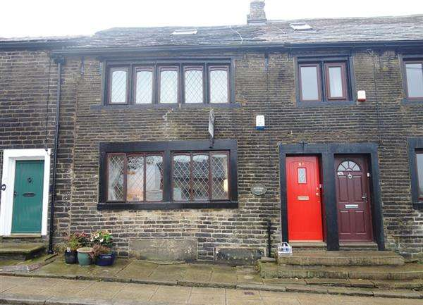 3 Bedrooms Terraced House for sale in Stockport Rd, Lydgate