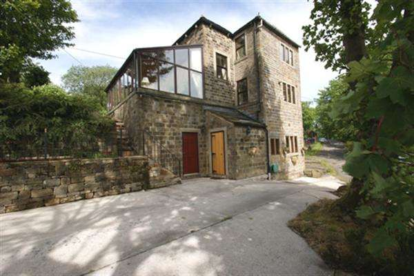 3 Bedrooms Semi Detached House for sale in Oldham Road, Denshaw, Saddleworth