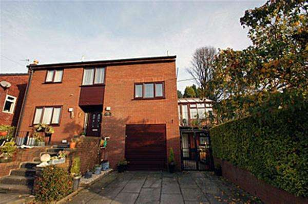 4 Bedrooms Detached House for sale in Phoenix House, Annisfield Avenue