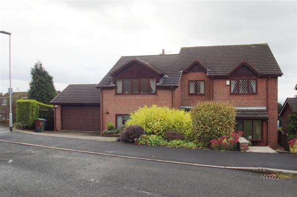 5 Bedrooms Detached House for sale in North Nook, Austerlands