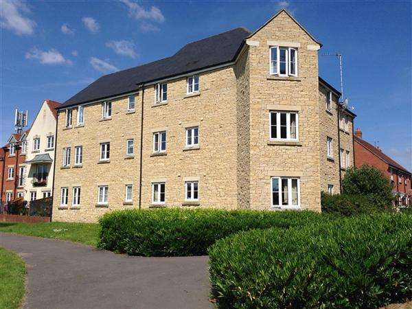 1 Bedroom Apartment Flat for sale in Oake Woods, Gillingham