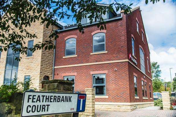 Office Commercial for rent in Stone Bridge - Featherbank Court, Horsforth, Leeds