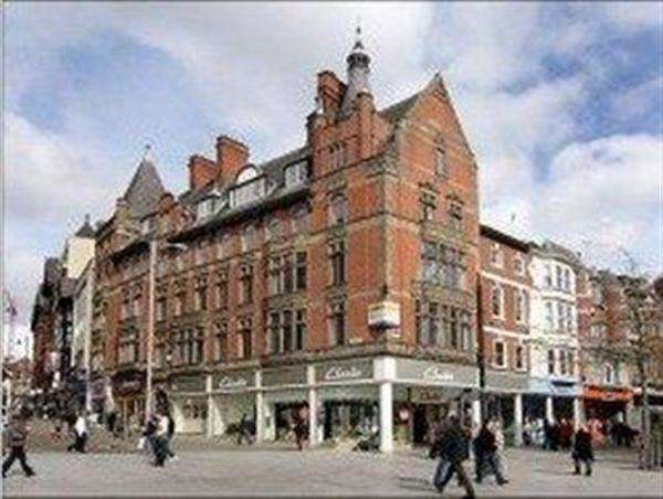 Office Commercial for rent in Foxhall Business Centre, Kings Street, Nottingham