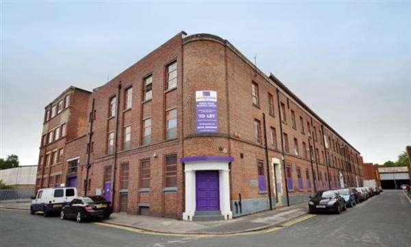 Office Commercial for rent in Roden Street, Nottingham