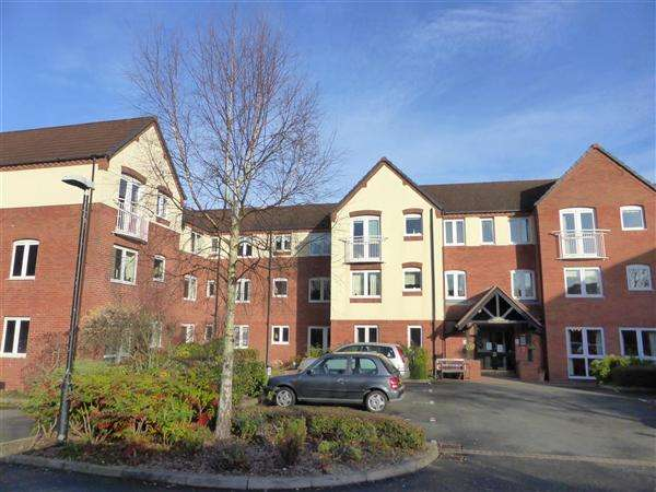 1 Bedroom Retirement Property for sale in Bridgewater Court, Bristol Road, Birmingham