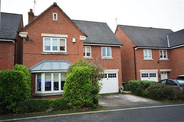 5 Bedrooms Detached House for sale in Thingwall Grange, Thingwall