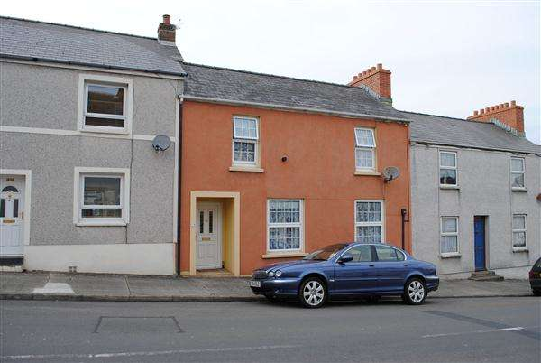 4 Bedrooms Terraced House for sale in 18 Pembroke Street