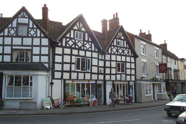 Commercial Property for sale in High Street,Alcester, Alcester