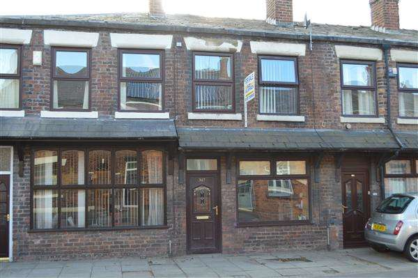 2 Bedrooms Terraced House for sale in The Green, Eccleston, Chorley