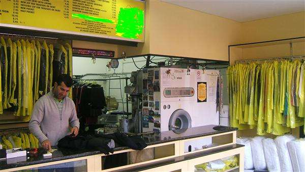 Commercial Property for sale in MIDDLESEX - DRY CLEANERS