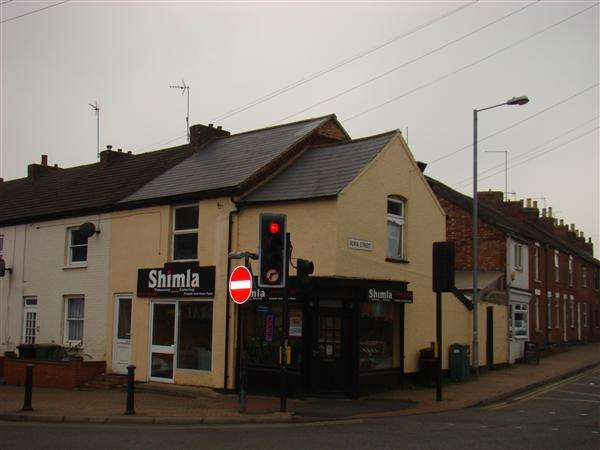 Commercial Property for sale in Shimla Tandoori, 16 Cannon Street, Wellingborough