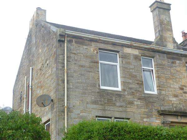 2 Bedrooms Apartment Flat for sale in Gateside Street, West Kilbride
