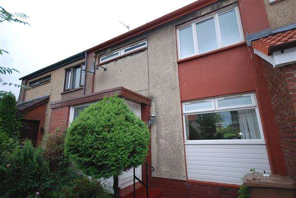 2 Bedrooms Terraced House for sale in Briery Court, Kilbirnie