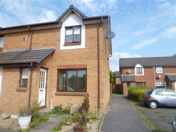 3 Bedrooms End Of Terrace House for sale in Dennyholm Wynd, Kilbirnie
