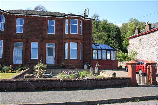 Property for sale in Fernlea, Kilchattan Bay, Isle of Bute