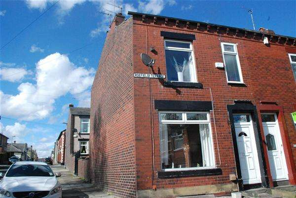 3 Bedrooms End Of Terrace House for sale in Roefield Terrace, Rochdale
