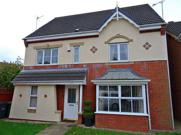 6 Bedrooms Detached House for sale in Bluebell Drive, Bedworth