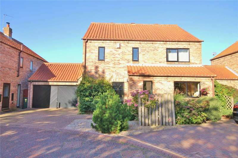 4 Bedrooms Detached House for sale in Hall Farm, Shincliffe Village, Durham, DH1