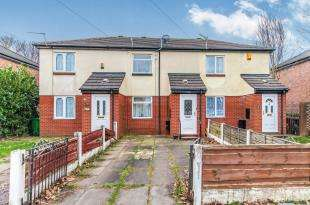 2 Bedrooms Terraced House for sale in Errwood Road, Manchester, Greater Manchester, Burnage