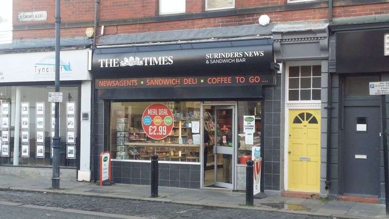Property for sale in Surinders News, 252 Jesmond Road, Jesmond