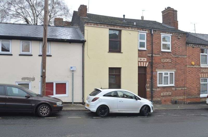 3 Bedrooms House for sale in Baggholme Road, Lincoln