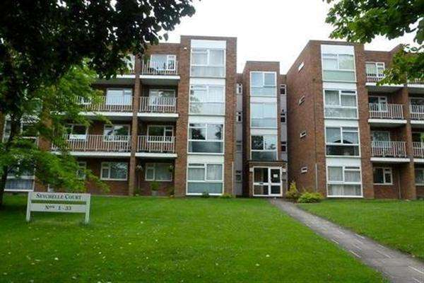 2 Bedrooms Apartment Flat for sale in Seychelle Court, Foxgrove Road