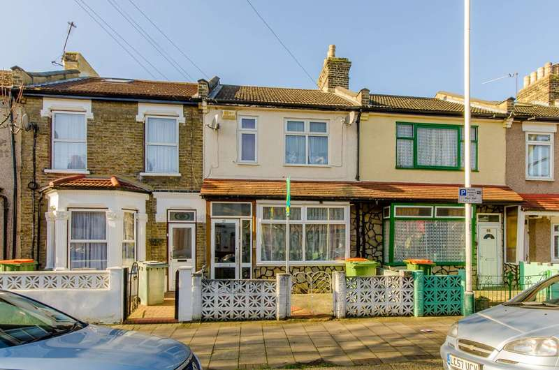 4 Bedrooms House for sale in Rosedale Road, Forest Gate, E7